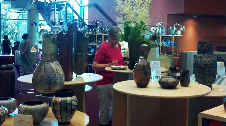 Okanagan Potters Spring Sale Vernon